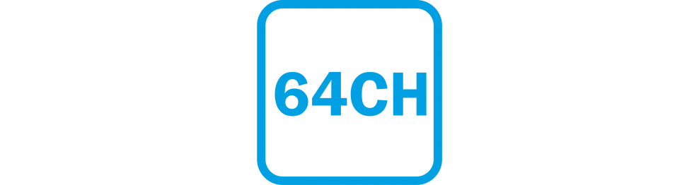 64 channel