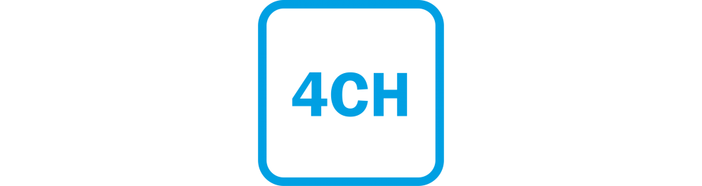 4 channel